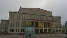 The Opera House in Leipzig