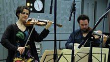 Elias String Quartet - Sara Bitlloch & Donald Grant