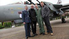 Chris Evans Live at RAF Scampton