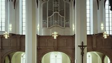 The Bach Organ in the Thomaskirche, Leipzig