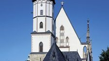 The Thomaskirche, Leipzig