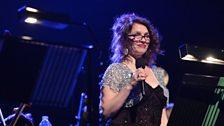 Jacqui Dankworth performing 'A Nightingale Sang In Berkeley SQ.'