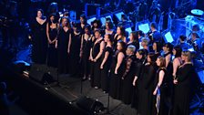 Military Wives performing 'Wherever You Are'