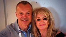 Graham and Bonnie Tyler