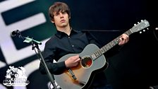 Jake Bugg at Radio 1's Big Weekend