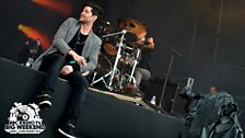 The Script at Radio 1's Big Weekend