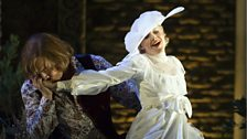 Image from Le nozze di Figaro at Glyndebourne