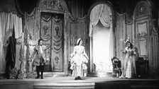 Le nozze de Figaro at Glyndebourne in 1934 (Photo credit JW Debenham)