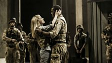 From Nicholas Hytner's National Theatre production of Othello 2013