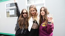 Sound of 2013 winners, Haim!