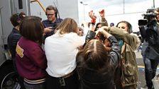 When Haim met Little Mix!