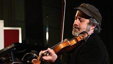 Steve Wickham on fiddle
