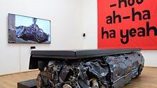 Ooh-oo-hoo ah-ha ha yeah, installation view, British Pavilion 2013