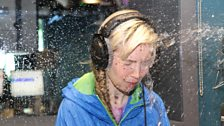 B. Traits gets soaked