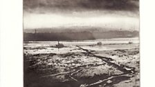 Norman Ackroyd,The Stour in Winter, 2013