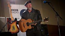 Richard's guitars
