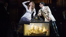Joyce DiDonato as Elena, Juan Diego Flórez as Uberto