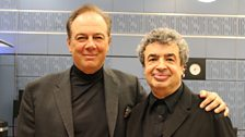 Ferruccio Furlanetto and Semyon Bychkov - 10 June