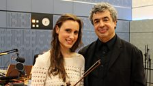 Jennifer Pike and Semyon Bychkov - 10 June