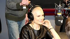 Jessie J plays Distraction with Scott