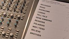 Frank Turner live for Radio 1 Rocks