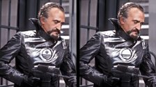 Roger Delgado as the Master