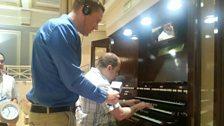 De Montfort Organ
