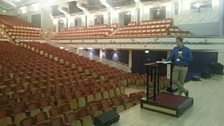 De Montfort Stage