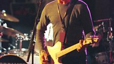 Paul Weller performing in the BBC Radio Theatre at Broadcasting House for BBC Music Live in 2000
