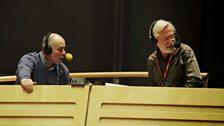 BBC Radio 3 Presenters Iain Burnside and Donald Macleod