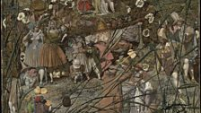 Richard Dadd, Fairy Feller's Master-Stroke, 1855-64
