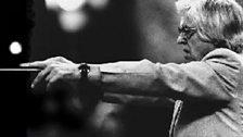 George Lloyd conducting