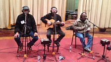 World Routes - Sierra Meastra in session