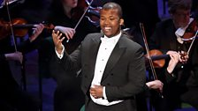 South African baritone Luthando Qave