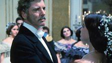 Burt Lancaster as Don Fabrizio Corbera, Prince of Salina, in The Leopard (1963)