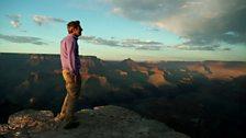 The Grand Canyon - a portal through time