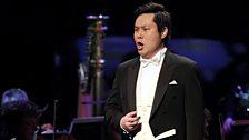 Korean bass-baritone Jeongcheol Cha
