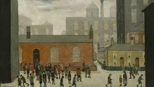 L. S. Lowry, Coming Out of School