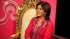 Zeenat Aman chats openly to Bobby