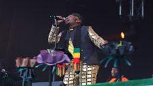 Jimmy Cliff at Glastonbury 2011