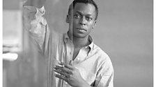 Miles Davis circa 1955