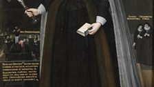 The Blairs Memorial Portrait of Mary Queen of Scots