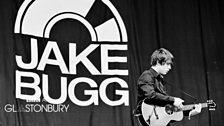 Jake Bugg at Glastonbury 2013