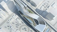 AL_A's designs for Bangkok Central Embassy
