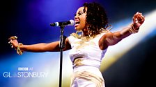 Chic feat. Nile Rodgers at Glastonbury 2013