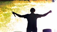 Chase & Status at Glastonbury 2013
