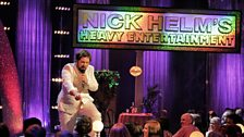 Nick Helm's Heavy Entertainment in Pictures
