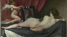 Diego Velázquez, The Toilet of Venus ('The Rokeby Venus'), 1647-51