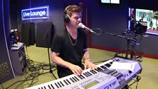 Robin Thicke in the Live Lounge