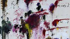 Cy Twombly, Quattro Stagioni: Autunno, 1993-5